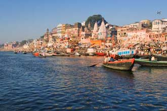 Varanasi and Golden Triangle tour