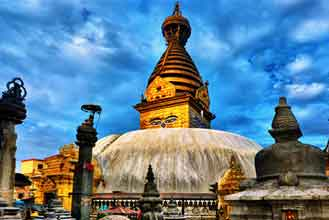 North India tour with Kathmandu-Nepal